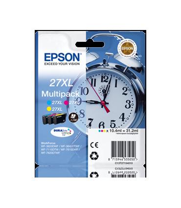 Epson 27XL Multipack CMY