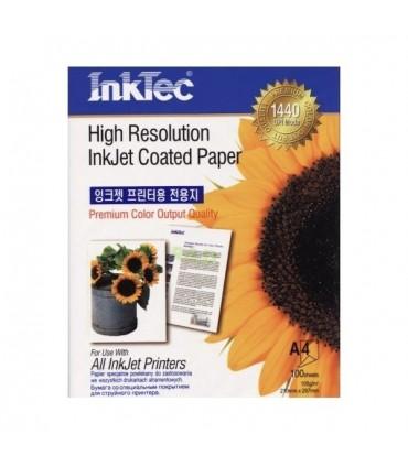HARTIE MATA A4 105G/100 COLI INKTEC