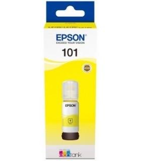 EPSON 101 ECOTANK YELLOW INK